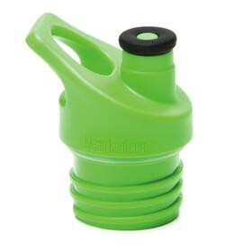 Klean Kanteen Kid Sport Cap 3.0 til Classic flasker grøn